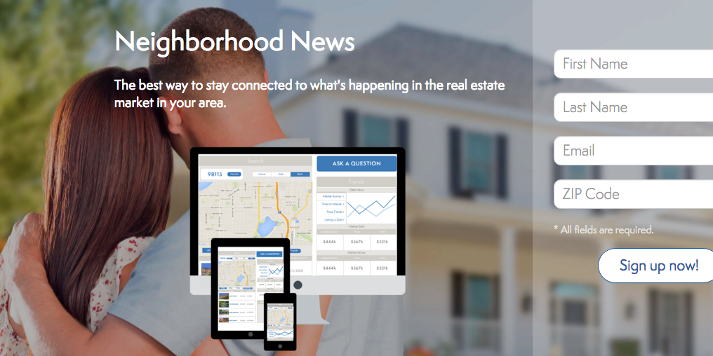 Click here to learn more about YOUR neighborhood!